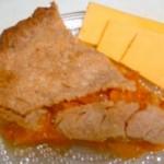 Annual Apricot Pie