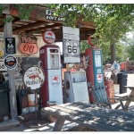 Route 66 – Kingman to Flagstaff in a Hurry