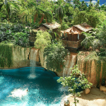 Indoor Tropical Islands Resort