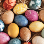 Tuesday Tidbit: Natural Egg Dyes