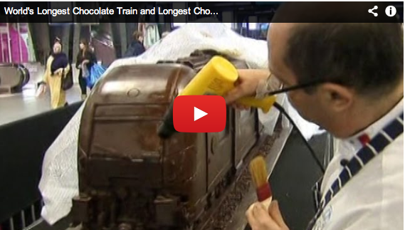 Video: Chocolate Train