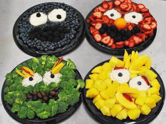 Creative Food Art and other Fun Stuff