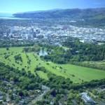 A Bachelor lands in Christchurch (New Zealand)