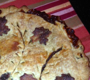 After-Thanksgiving Pie Thoughts: Minced Fruit