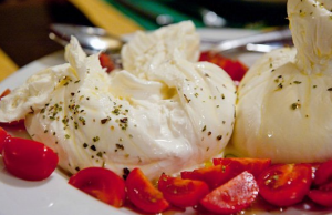 Burrata Cheese - WOW!