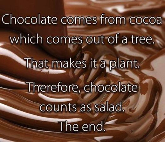 Mmmmm...Chocolate