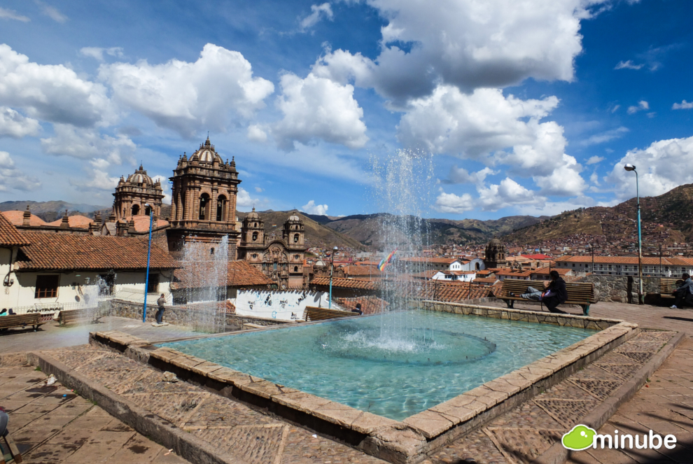 Besides being the main entry point for those looking to explore the Andes and Machu Picchu, the World Heritage city of Cusco is full of historic temples, monasteries, and gorgeous colonial homes. (Photo by Chris Pearrow)