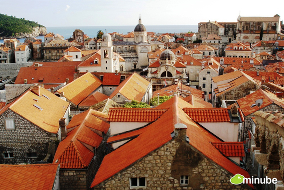 The walled city of Dubrovnik is the jewel of the Adriatic and it's Old City (a World Heritage Site) is one of the most picturesque areas in all of Europe. Don't get us started on the beaches! (Photo by Serviajera)