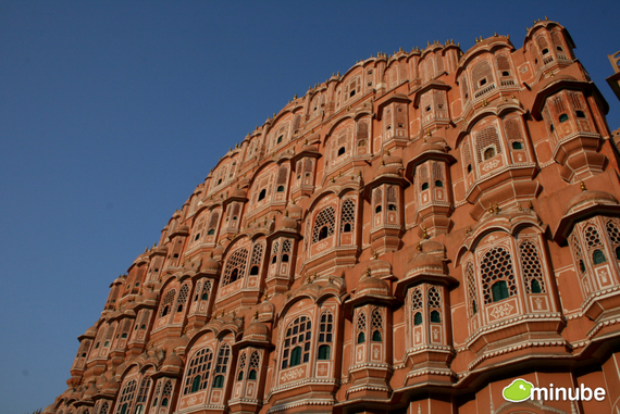 "Jaipur, capital of Rajasthan, is home to some of the India's most spectacular palaces and gardens. It's also part of India's famous ""Golden Triangle"" featuring the Taj Mahal in Agra and New Delhi. (Photo by Jordi Batet)"
