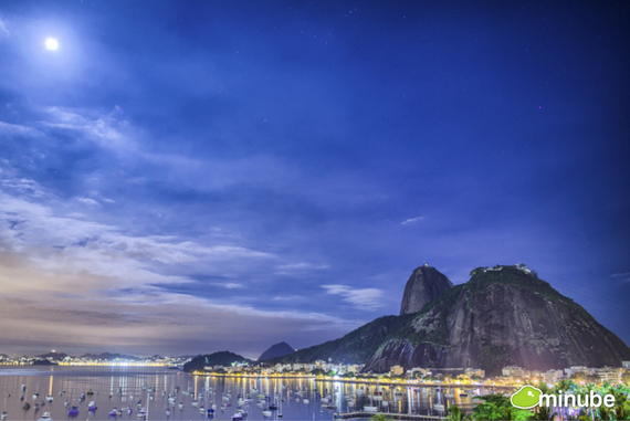 From the world-famous Carnival to its iconic skyline, Rio de Janeiro is an experience for all five senses. The fact that its home to two of the most famous beaches on Earth doesn't hurt either! (Photo by Stocklapse)
