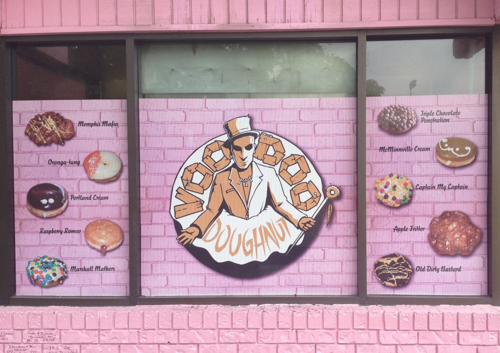 Voodoo Doughnut Magic