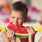 Tuesday Tidbits – Watermelon Slicing