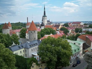Next stop: Talinn, Estonia - Cruising Scandinavia