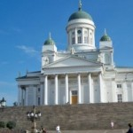 Helsinki, Finland – on the Scandinavia Cruise