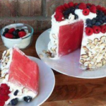 Let's Eat Cake! – Watermelon Cake?