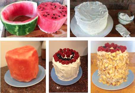 Let's Eat Cake! - Watermelon Cake?