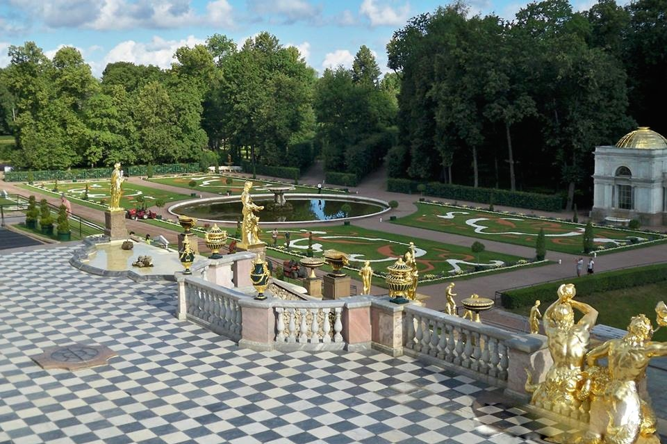 Peterhof Palace - St Petersburg