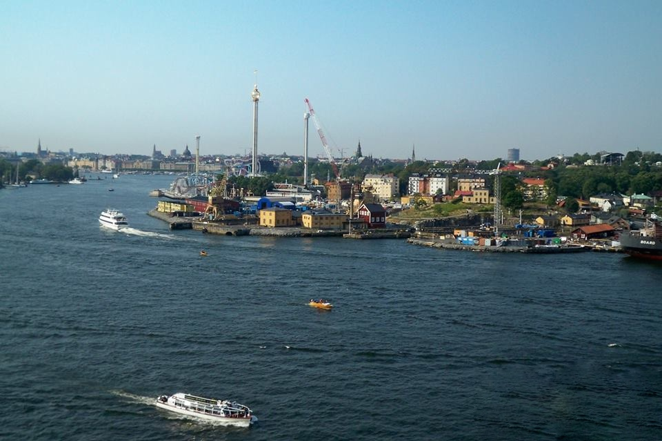 Stockholm, Sweden - Cruising Scandinavia