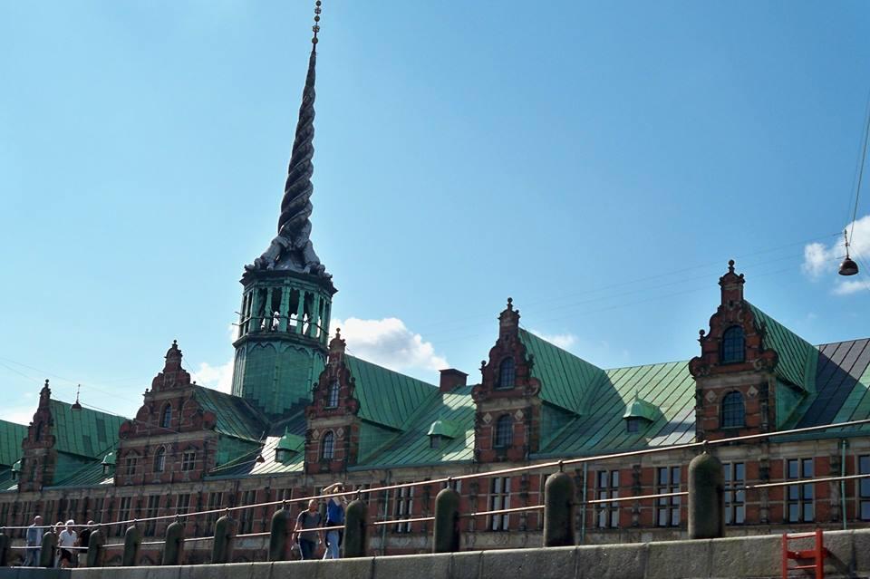 Copenhagen Denmark - Cruising Scandinavia
