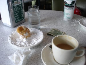 Beignets & Coffee