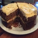 Pumpkin Spice Cake- Let's Eat CAKE!