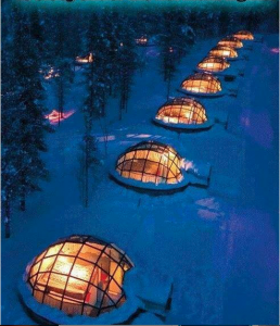 Sleep Under the Northern Lights