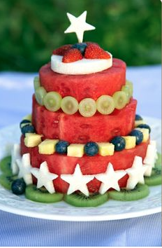 Eat CAKE! Celebrate Independence Day