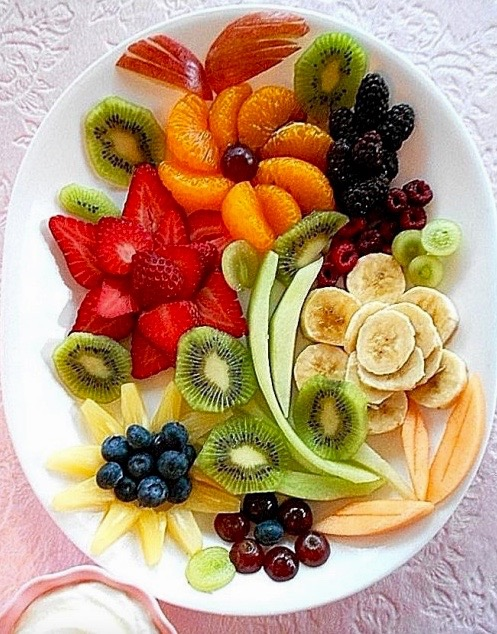 Fruit Platter Bouquet
