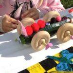 Zucchini Derby Car Racing
